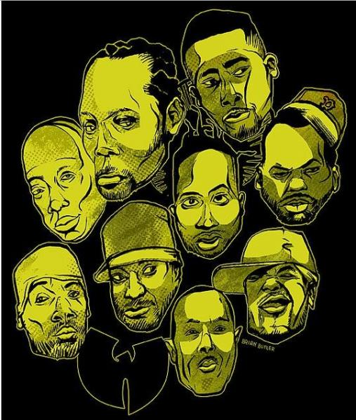 Wu tang iron fist collection