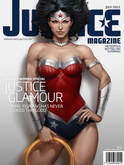 JusticeWonderWoman