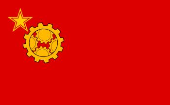 steampunk_socialist_flag