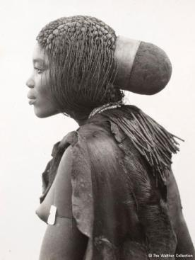 Ovambo woman 1936