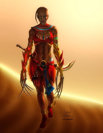 sekhmet daughter