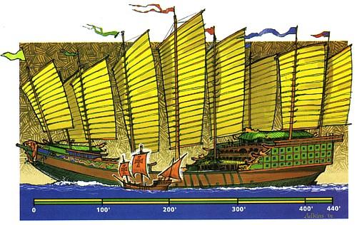 ZhengHeShip