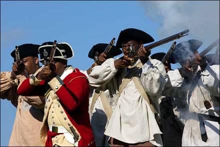 reneactors colonial williamsburg