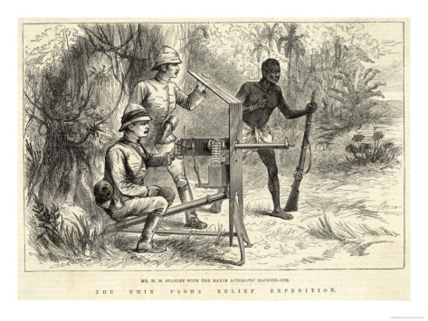 the-maxim-gun-the-explorer-h-m-stanley