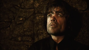 Tyrion imprisoned