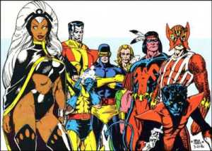 A new diverse and more socially conscious X-Men team debuts in 1975.