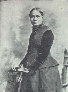 Frances EW Parker