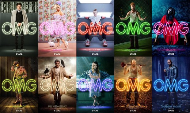 American Gods Images