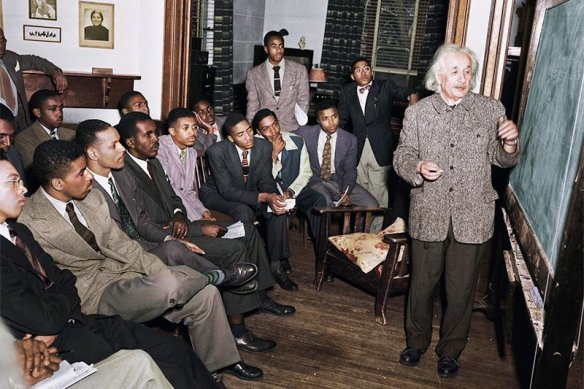 Einstein-at-Lincoln-University-800